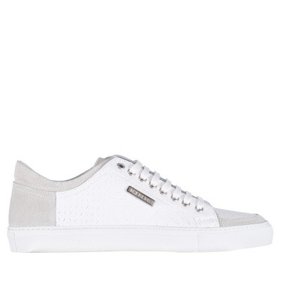 Picture of Iceberg IU3117 mens sneakers white
