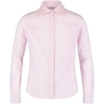Afbeelding van MonnaLisa 172301R3 kinder overhemd licht roze