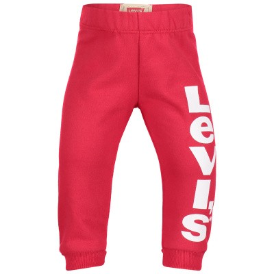 Picture of Levi's NN24014 baby pants red