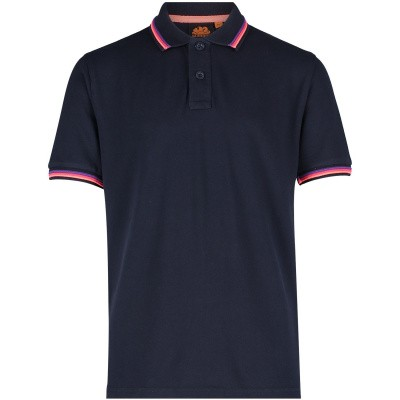 Picture of Sundeck M779PLJ6500 mens polo shirt navy