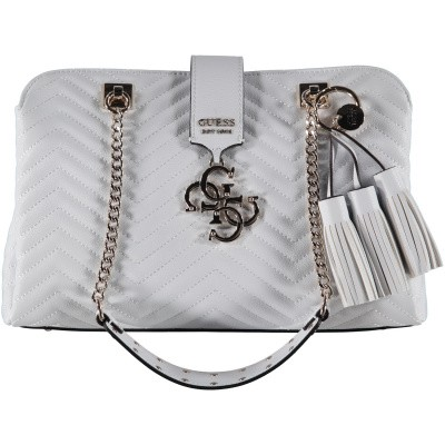 Picture of Guess HWVG7294099 womens bag white