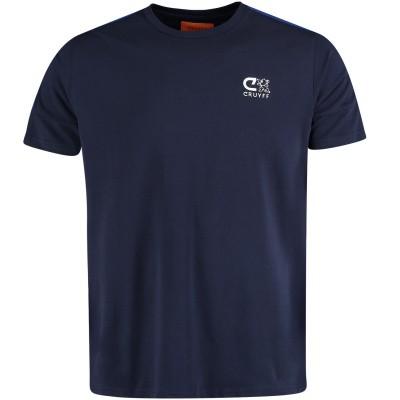 Afbeelding van Cruyff CA1010191450 heren t-shirt navy