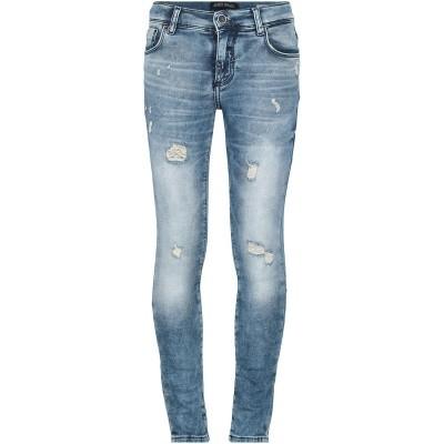 Afbeelding van Antony Morato MKDT00053W01020 kinderbroek jeans