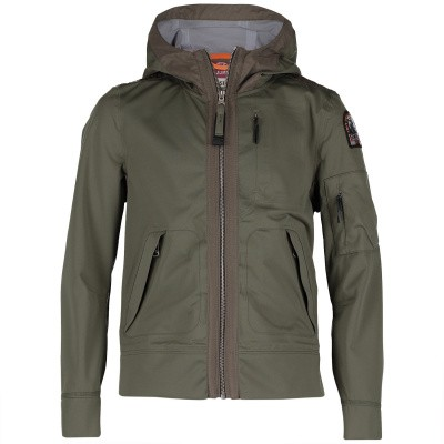 Picture of Parajumpers YAKUMO kids jacket army