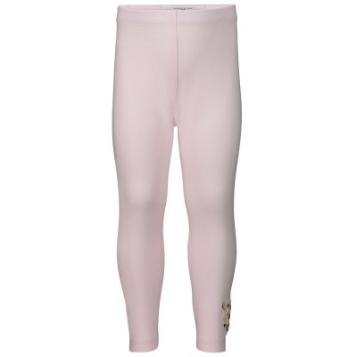 Afbeelding van MonnaLisa 314403A7 baby legging licht roze