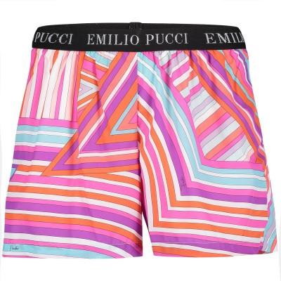 Afbeelding van Pucci 9K0029 kinder shorts fuchsia