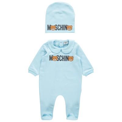 Afbeelding van Moschino MUY026 boxpakje licht blauw