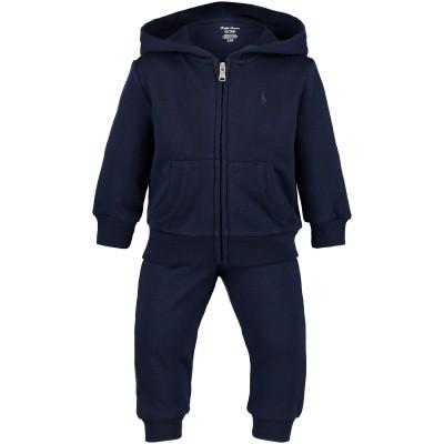 Afbeelding van Ralph Lauren 320719705 baby joggingpak navy