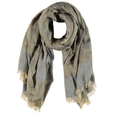 Afbeelding van Guess AW7971VIS03 dames foulard grijs