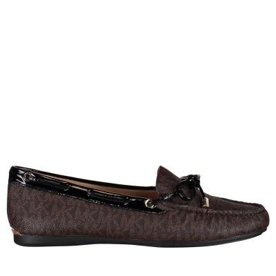 Afbeelding van Michael Kors 40R9STFR4B dames schoenen bruin