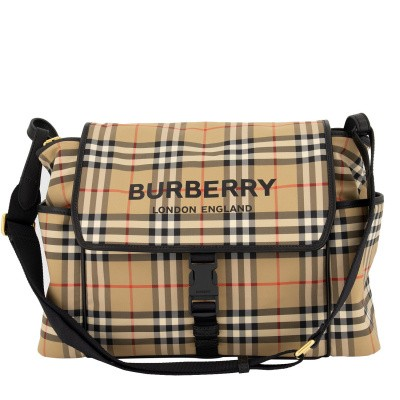 Photograph of Burberry 8014359 diaper bags beige