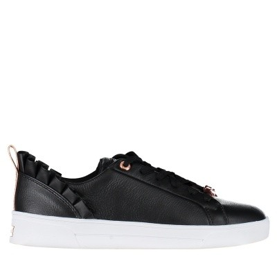 Picture of Ted Baker 917495 womens sneakers black