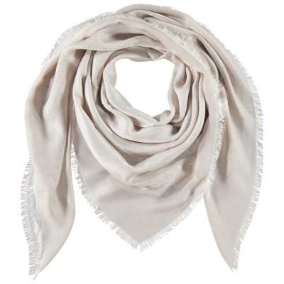 Afbeelding van Guess AW8011MOD03 dames sjaal licht grijs