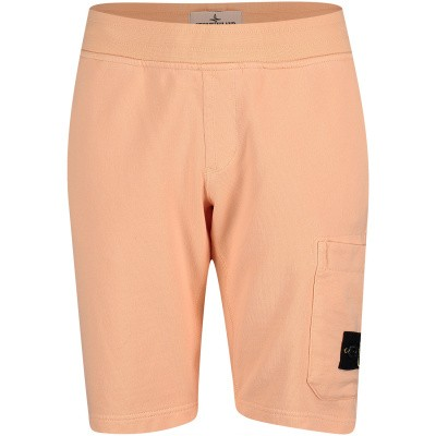 Picture of Stone Island 701660740 kids shorts salmon