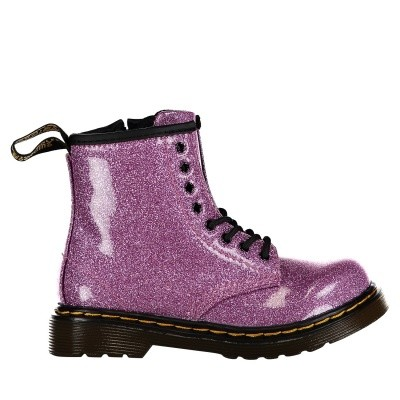 Picture of Dr. Martens 24290960 kids boots pink