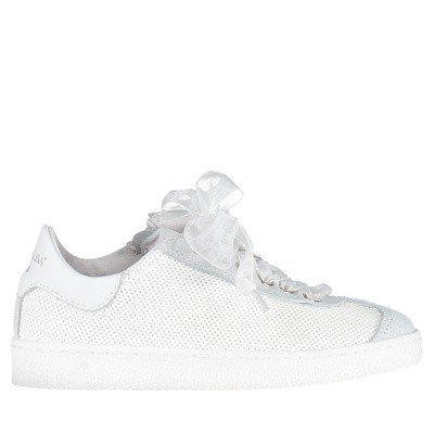 Picture of MonnaLisa 873016 kids sneakers white