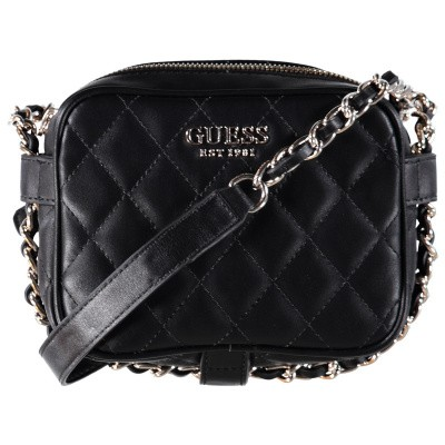 Picture of Guess HWVG7175690 womens bag black