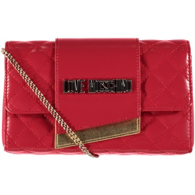 Picture of Moschino JC4295 womens bag red