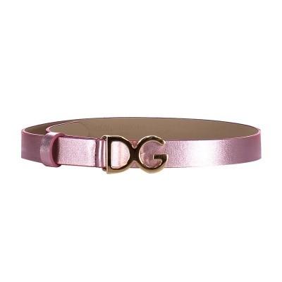 Afbeelding van Dolce & Gabbana EE0040 kinderriem roze