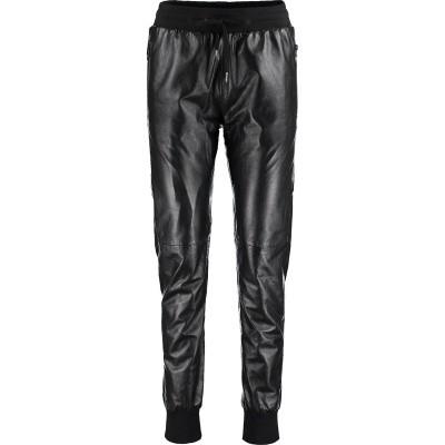 Afbeelding van Est y Ro TRACKPANTS dames jeans zwart