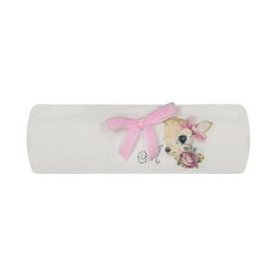 Afbeelding van MonnaLisa 394001 baby accessoire off white