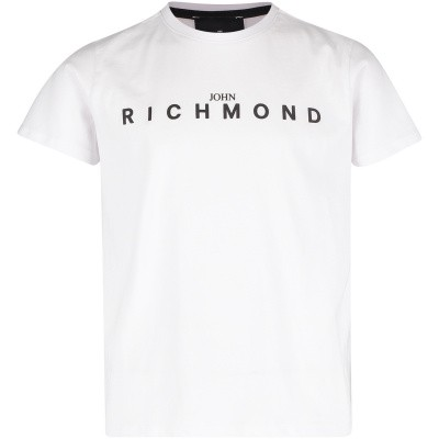 Afbeelding van John Richmond RBP19018 kinder t-shirt wit