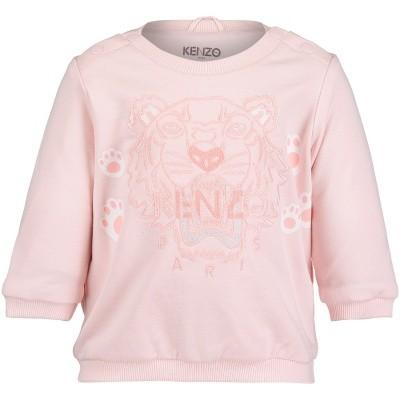Afbeelding van Kenzo KM15003 baby trui licht roze