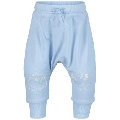 Picture of Kenzo KN23513 baby pants light blue