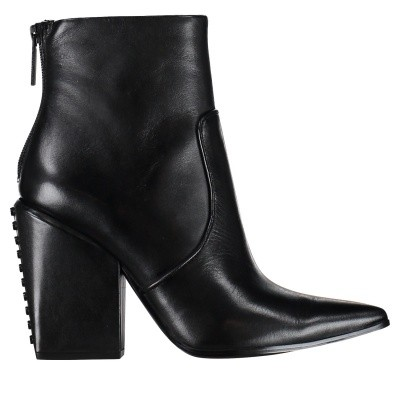 Picture of Kendall + Kylie FIRE womens boots black