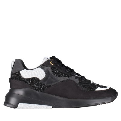 Picture of Android MALIBU mens sneakers black