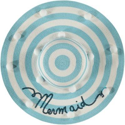 Picture of MonnaLisa 993038 kids hat light blue