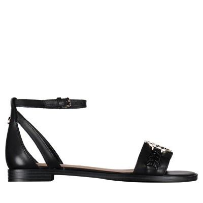 Afbeelding van Guess FL6REKLEA03 dames sandalen zwart