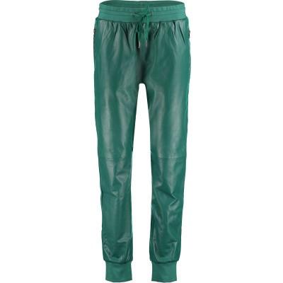 Afbeelding van Est y Ro TRACKPANTS dames jeans green