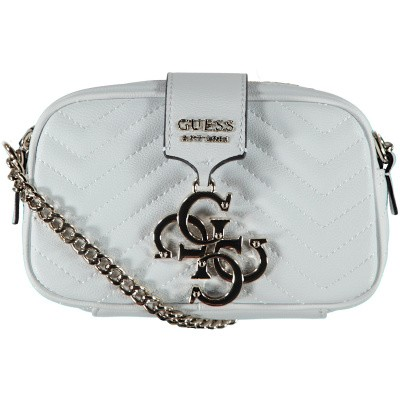 Picture of Guess HWVG7294700 womens bag white
