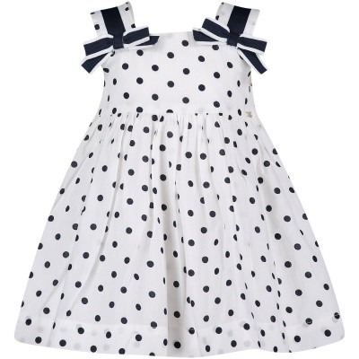 Picture of Mayoral 1938 baby dress navy