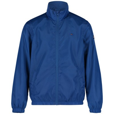Picture of Tommy Hilfiger KB0KB04719 kids jacket cobalt blue