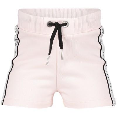 Afbeelding van Givenchy H04051 Joggingshorts licht roze