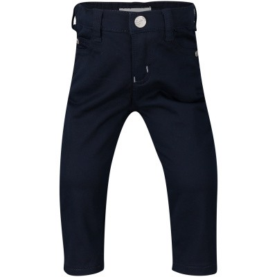Picture of Armani 8NHJ02 baby pants navy