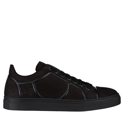 Picture of Stokton 790U mens sneakers black