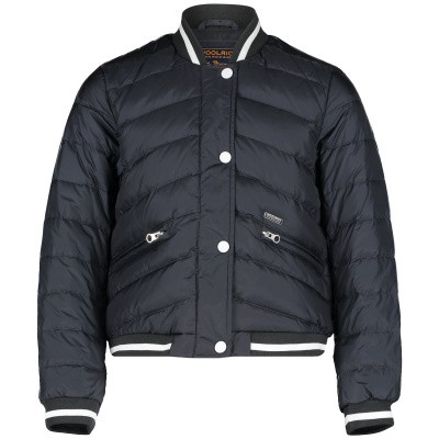 Picture of Woolrich WKSPS2089 kids jacket navy