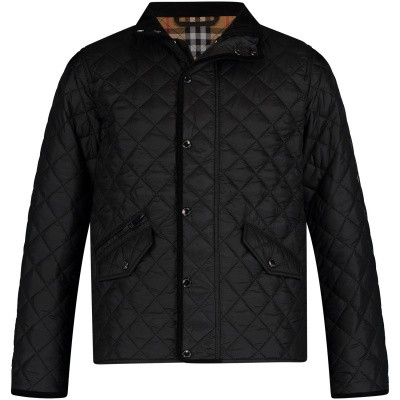Picture of Burberry 8004459 kids jacket black