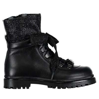Picture of Liu Jo L4A520133 kids boots black