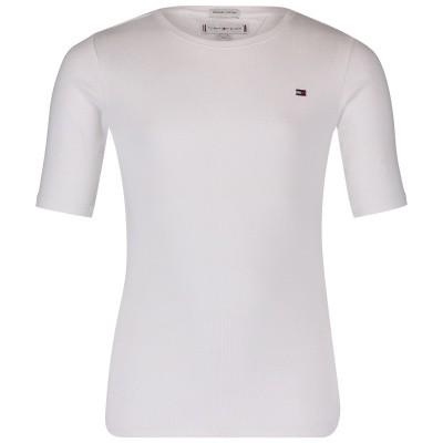 Afbeelding van Tommy Hilfiger KG0KG04158 kinder t-shirt wit