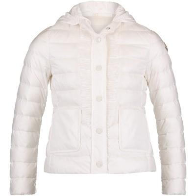 Afbeelding van Moncler 4535999 kinderjas off white
