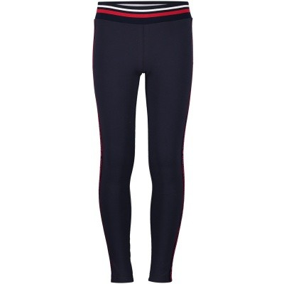 Picture of Dolce & Gabbana L5JP3Z kids tights navy