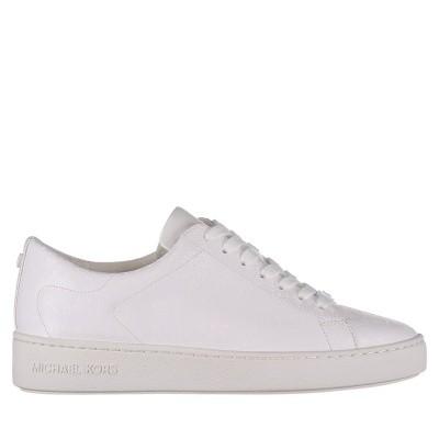 Afbeelding van Michael Kors 43T8KTFS1A dames sneakers wit