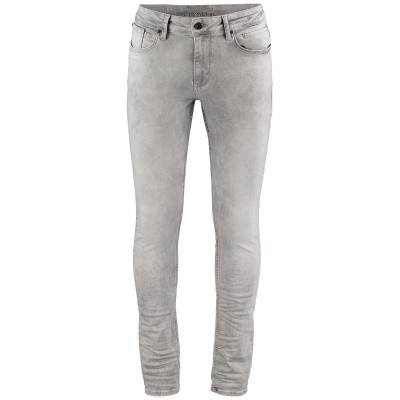 Picture of Pure White THE JONE W0313 mens jeans light gray