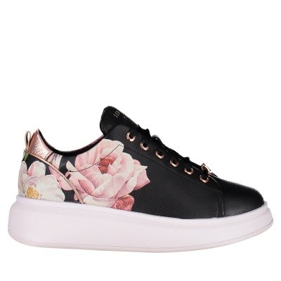 Picture of Ted Baker 917962 womens sneakers black