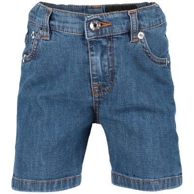 Picture of Dolce & Gabbana L12Q38 baby shorts jeans