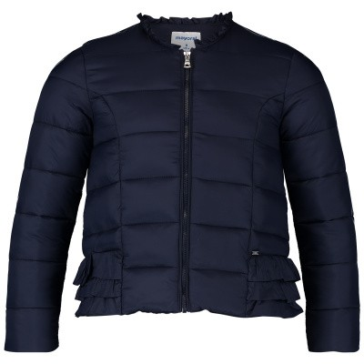 Picture of Mayoral 3416 kids jacket navy